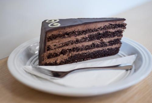 Ganache torta