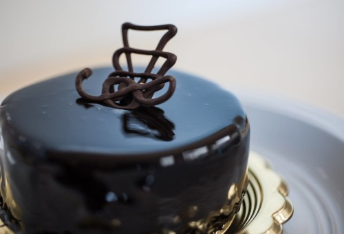 Mini čokoladna tortica