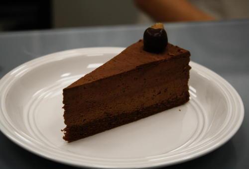 Kesten truffle torta