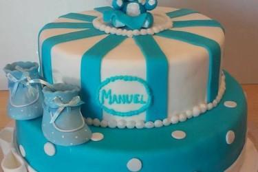 torta za krštenje
